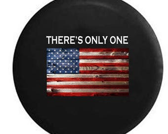 American Flag Guitars and Bars Musical Notes Spare Tire Cover Black 32 in American Unlimited