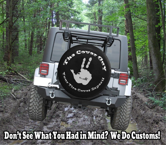 Spare Tire Cover Home of Free Because of the Brave Wrangler RV