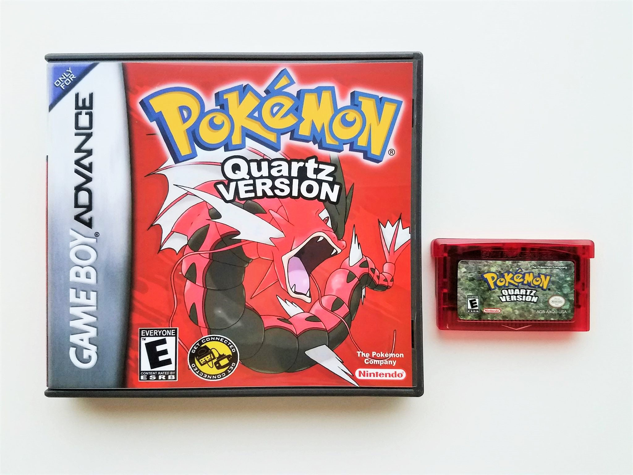 Download pokemon quartz gba rom free