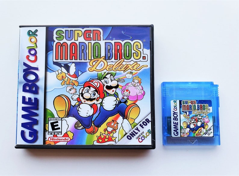 super mario land game boy color rom download