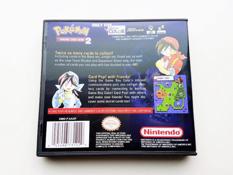 Pokemon Trading Card Game 2 Rom English Pokemon Trading Card
