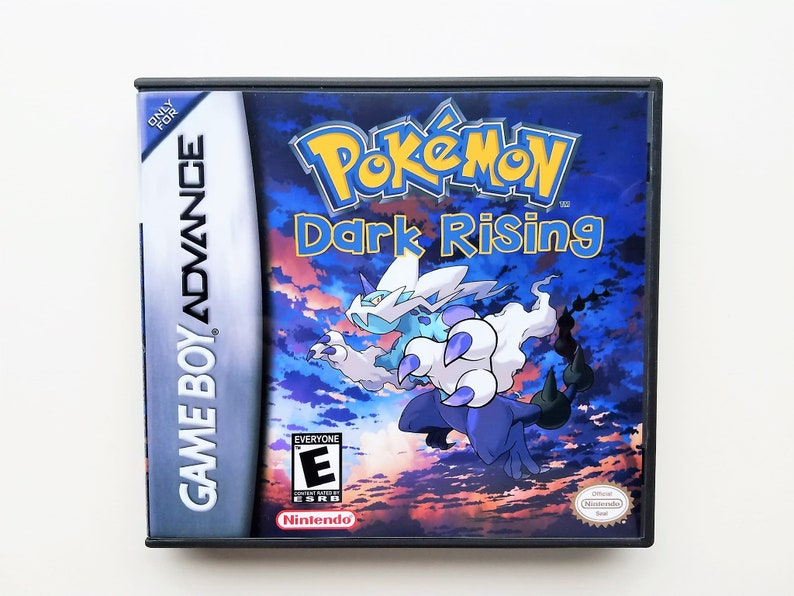 download roms gba gameboy advance pokemon dark rising