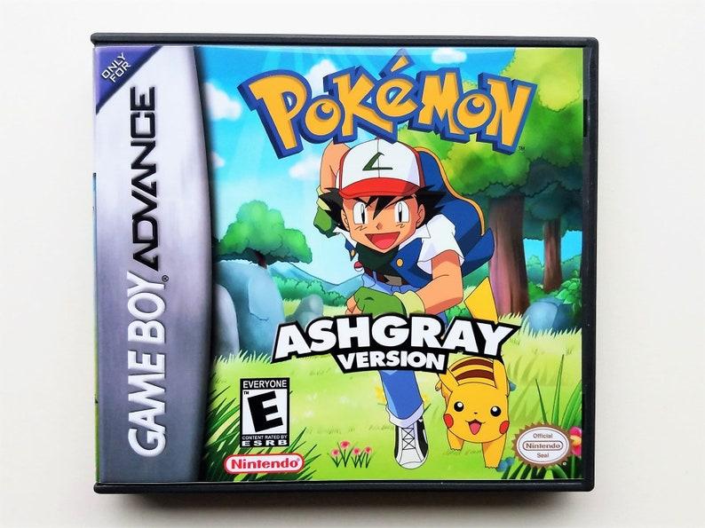 pokemon ash gray free download for my boy zip