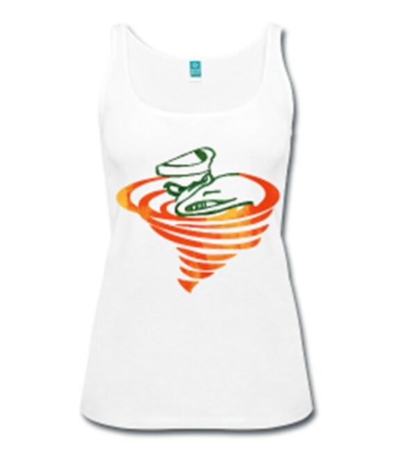 University of Miami Hurricanes Sebastian Hurricane Women's Tank Top || UMiami || UM || The