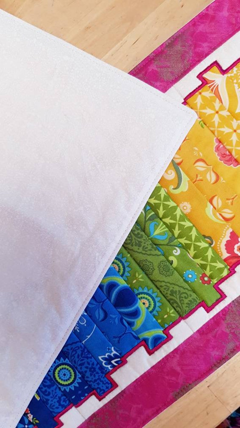 Table RunnerColourful Table RunnerTable TopperTable CenterpieceApplique Table RunnerQuilted Table RunnerDesigner Table Runner