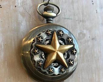 Western Star Pocket Watch