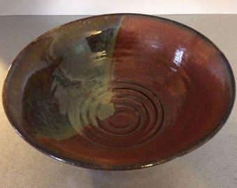Medium Ceramic Serving Bowl