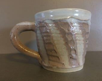 Tiny Cotton Candy Ceramic Mug