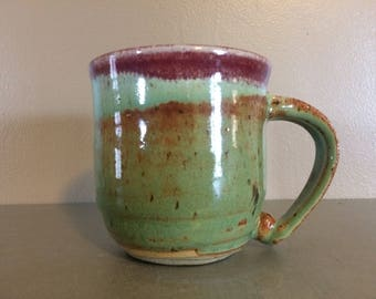 Tiny Ceramic Mug