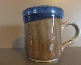 Larger Cotton Candy Ceramic Mug