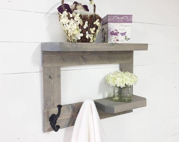 Coat Racks / Shelves