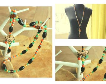 Maternity necklace-long necklace