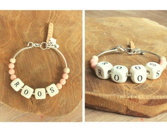 Kids Bracelet with Name
