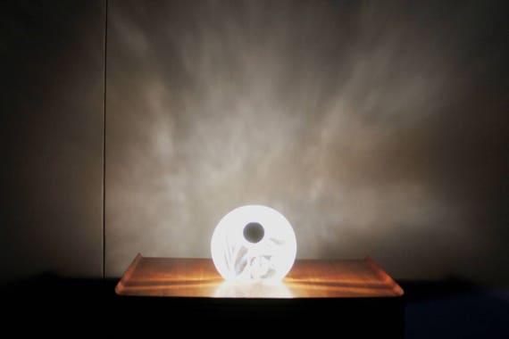 lámpara pavés MURANO vidrio mesa italiano 70 FANTÁSTICO años OuPXZlwkiT