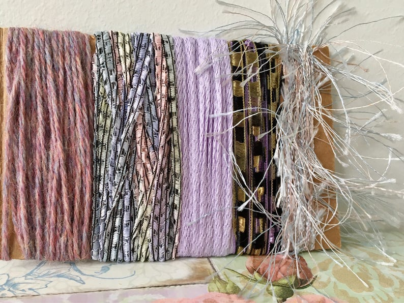 Yarn Scrap Bundle