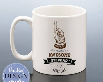 stepdad mug stepdad christmas gift stepdad birthday cup stepfather mug birthday gift stepdad best stepdad mug step dad christmas present