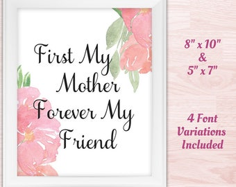 Gift Ideas For Mom From Son Her Valentines Day Daughter Forever My Friend Women