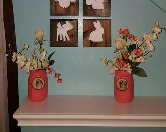 Nursery Decor (set of 4)