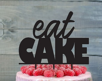 Birthday cake topper -Customizable Birthday cake topper- Personalized cake topper- Personalized Birthday Cake Topper- Custom cake topper