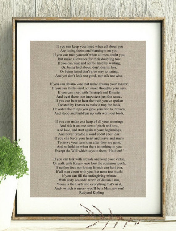 soldier poems for him