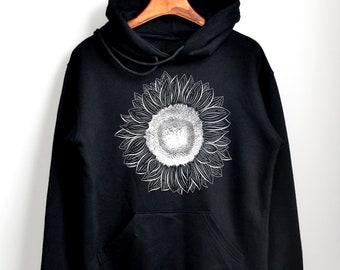 7072a2819fa9 Sunflower Hoodie Sunflower graphic Shirt Hoodie High Quality Super Soft  Unisex