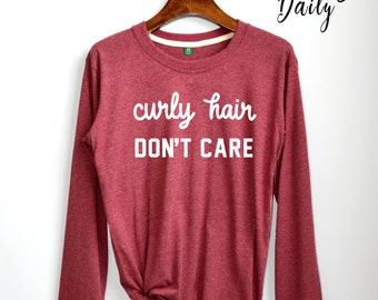 Curly Hair Quotes Etsy