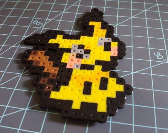 Mimikyu - Pearler bead, 8 bit, pokemon, pixel art