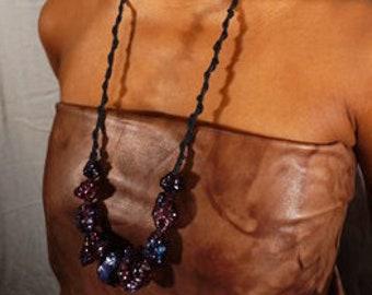 Black Light necklace