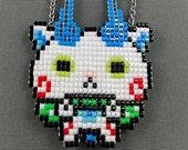 Items Similar To Komosan Necklace Yo Kai Watch Necklace Yo