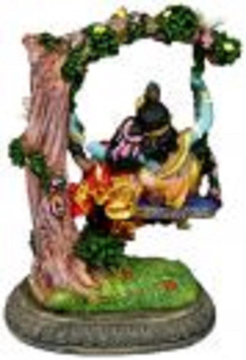 Krishna A24 Radha Krishna Swing Julan Yatra 6