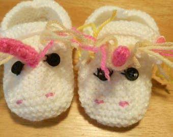 c9da21087ab Unicorn slippers
