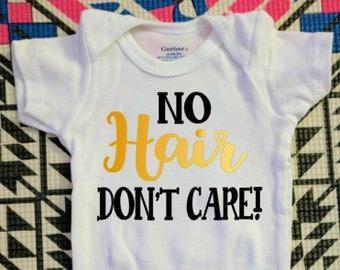 No hair, curly hair, nap hair, red hair, don't care!