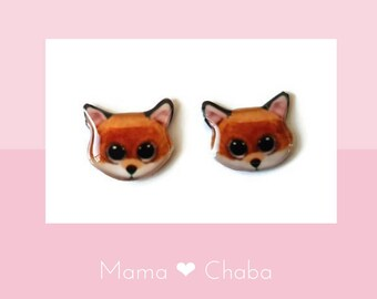 bf78074961a Beanie boo earrings