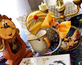 Beauty and the Beast/Belle/Mouse Ears