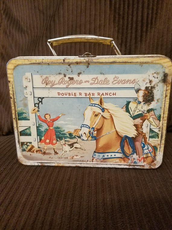 Roy Roger's lunch box