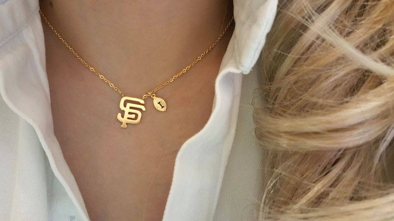 Tiny Necklace leaf necklace,Layering necklace Gold Delicate SF necklace,San francisco necklace Bridesmaid Gift valued gifts