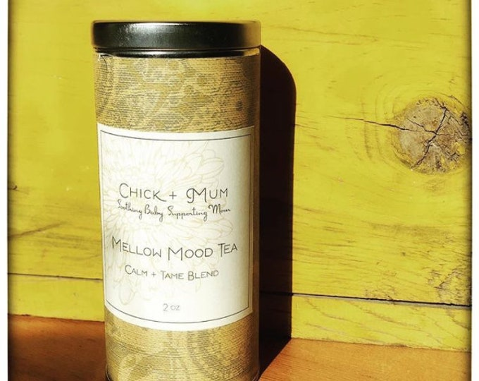 Mellow Mood Tea