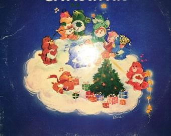 The  Care Bears Christmas Vinyl