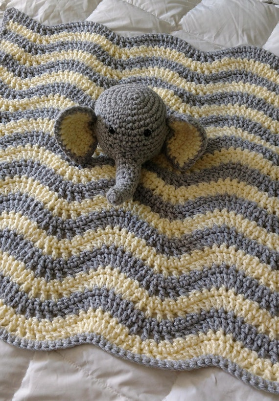 Lovely Elephants Crochet Baby Blanket! – Pixel Perfect Crochet | 820x570