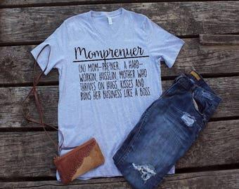 Momprenuer T-Shirt