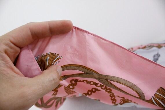 Souvenir de Paris Pink Scarf, Patricia paris tour… - image 7