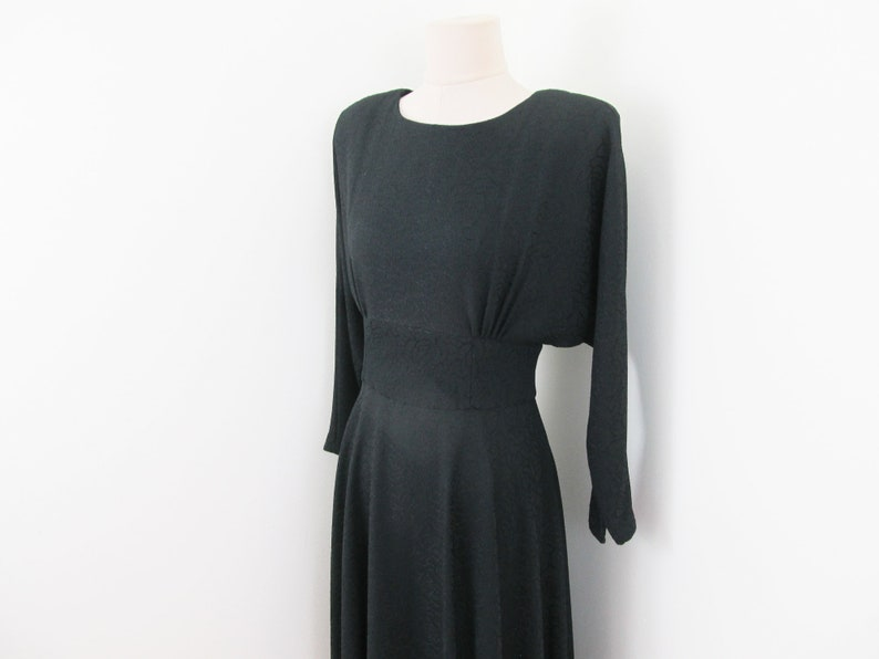 Sunmode social vintage Japanese polyester dress size 6 image 0