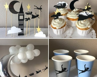 Peter Pan Party Etsy