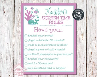 photograph regarding Screen Time Rules Printable identify Regulate Little ones Display Season Taking Those Straightforward Equipment And Recommendations