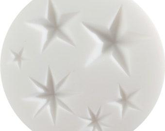 95111 Stars Mold Cernit