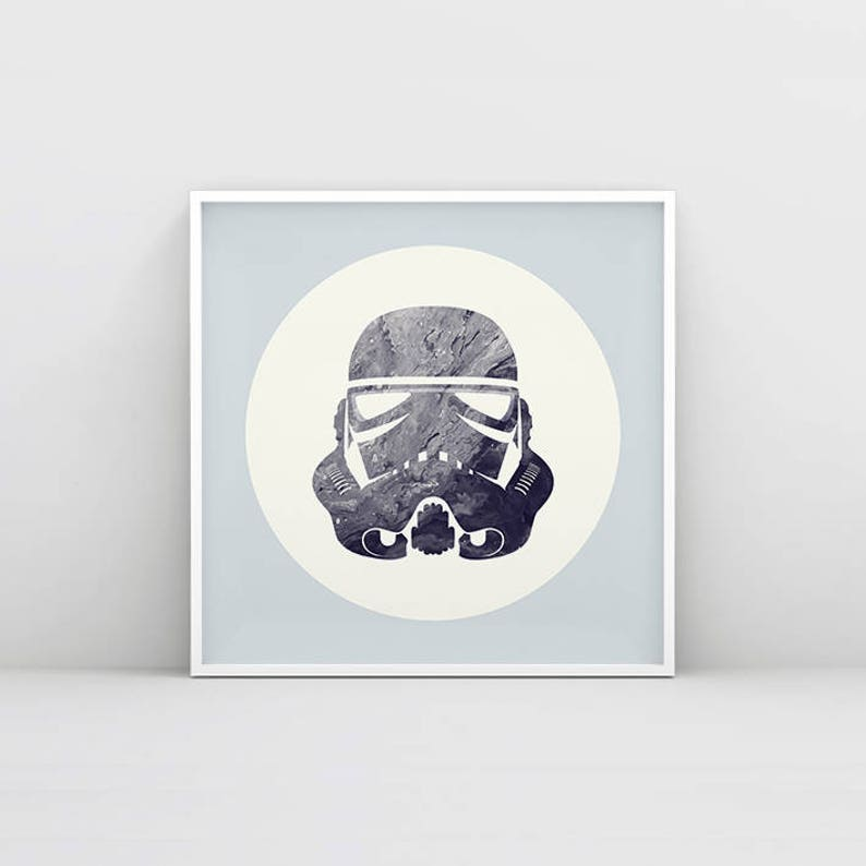 photograph relating to Stormtrooper Printable referred to as Printable Stormtrooper Artwork, Pastel Stormtrooper Poster, Stormtrooper Wall Artwork, Star Wars Poster, Simplest Star Wars present, Star Wars Goods