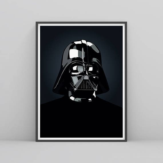 photograph about Darth Vader Printable called Darth Vader Portrait, Fastened of 2 star wars wall print, Printable Star Wars Choice, Star Wars Wall Decor, Nursery Print, Stormtrooper, R2D2