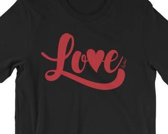 Valentines Love Tshirt