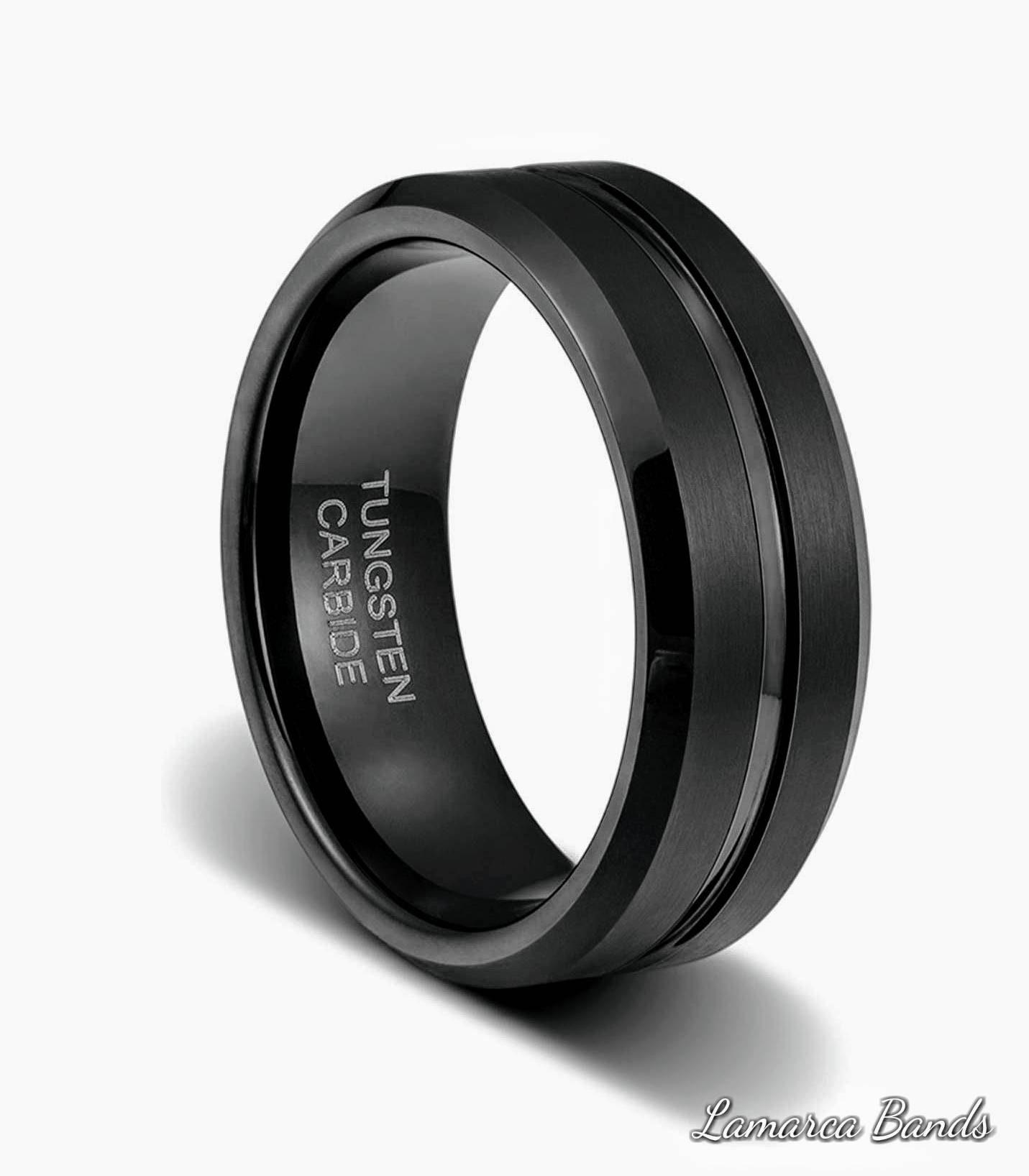 50: Black Wedding Bands Him At Websimilar.org