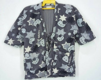 da58f52fa KIMONO JAPAN nice design cartoons design Hello Kitty large size